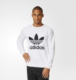 ADIDAS ADIDAS MEN'S TREFOIL FLEECE CREW AY7794