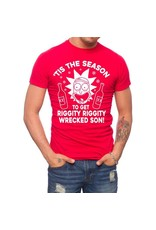 JOAT RICK AND MORTY RIGGITY WRECKED RM0033-T1031C