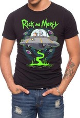 JOAT RICK AND MORTY UFO RM0007-T1031C