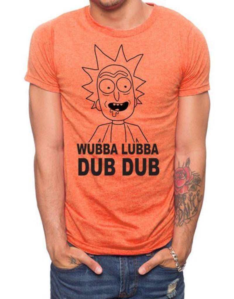 JOAT RICK AND MORTY WUBBA LUBBA DUB DUB RM0006-T1031H