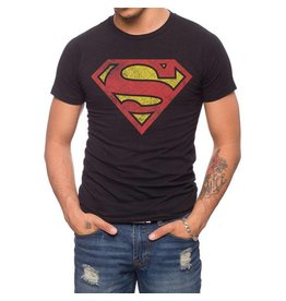 JOAT SUPERMAN TEXTURED LOGO DC1079-T1031