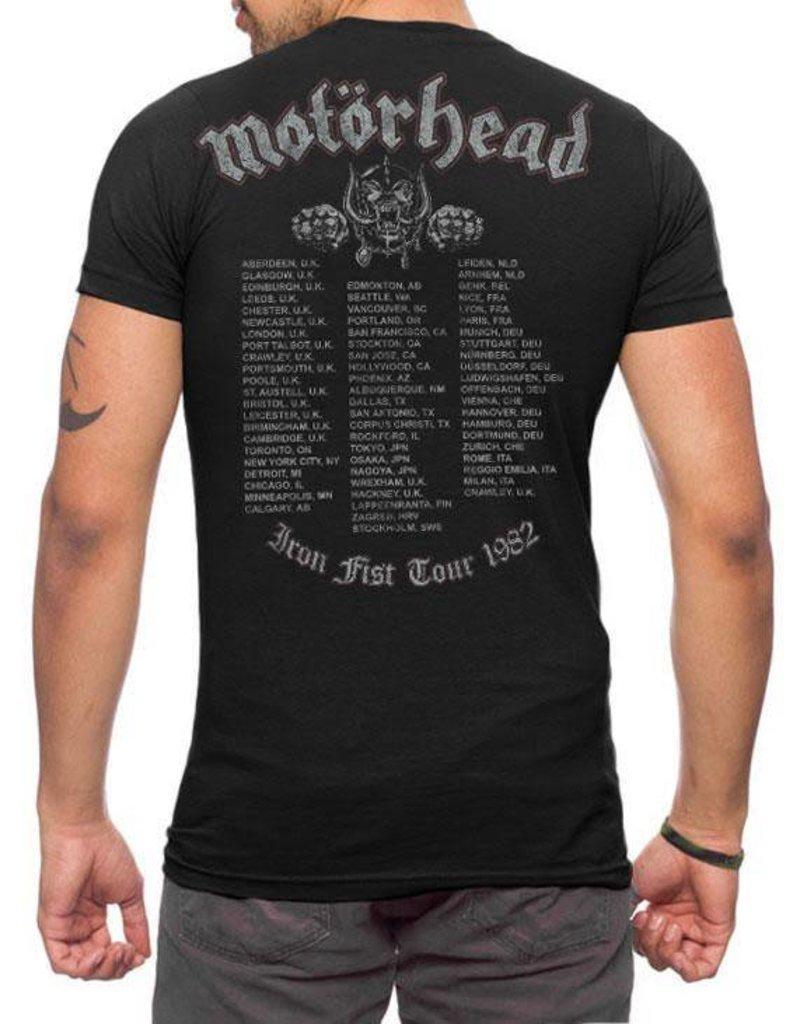JOAT MOTORHEAD GL0031-T1031C IRON FIST TOUR