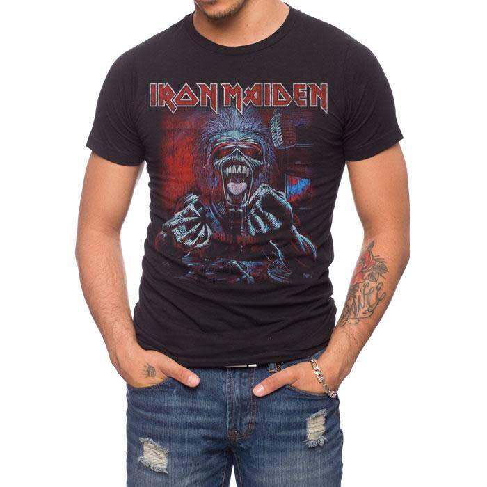 JOAT IRON MAIDEN A REAL DEAD ONE GL0035-T1031C