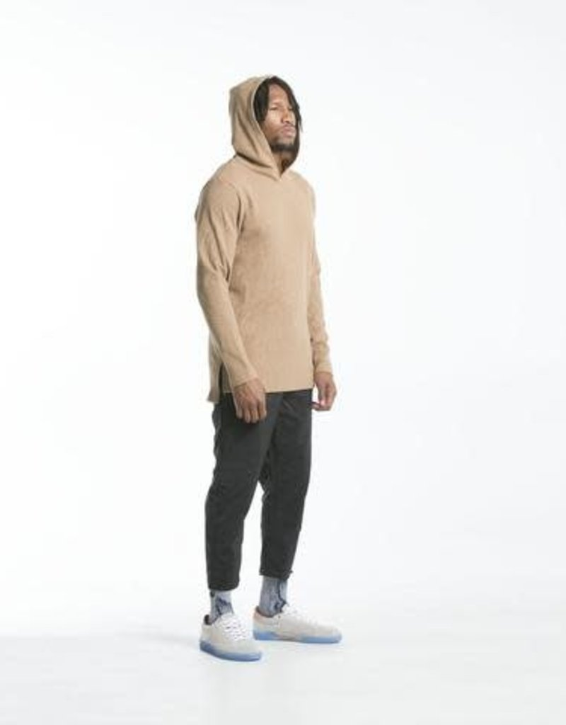 FAIRPLAY FAIRPLAY MEN'S HOODED PULLOVER F1703031