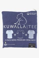 KUWALLA KUWALLA HOMMES 3 PR T-SHIRT KUL-BLC16