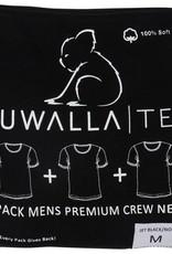 KUWALLA KUWALLA MEN'S 3 PACK SS T-SHIRT KUL-CB0930
