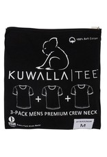 KUWALLA KUWALLA HOMMES 3 PR T-SHIRT KUL-CB0930