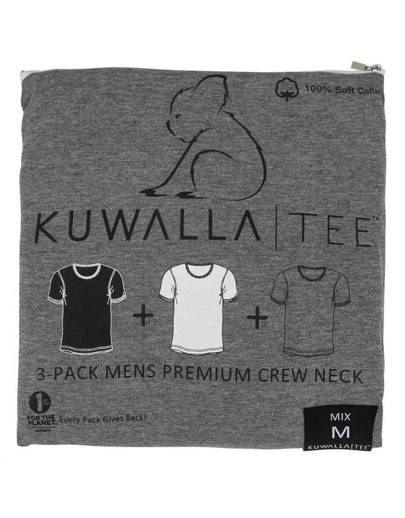 KUWALLA KUWALLA HOMMES 3 PR T-SHIRT KUL-CM1006