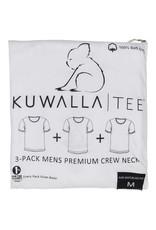 KUWALLA KUWALLA HOMMES 3 PR T-SHIRT KUL-CW0531