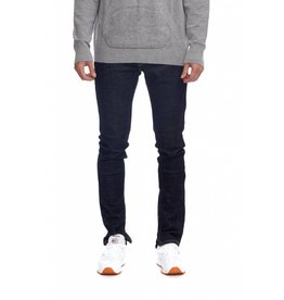 KUWALLA KUWALLA MEN'S SKINNY FIT KUL-K2 ZIP DENIM