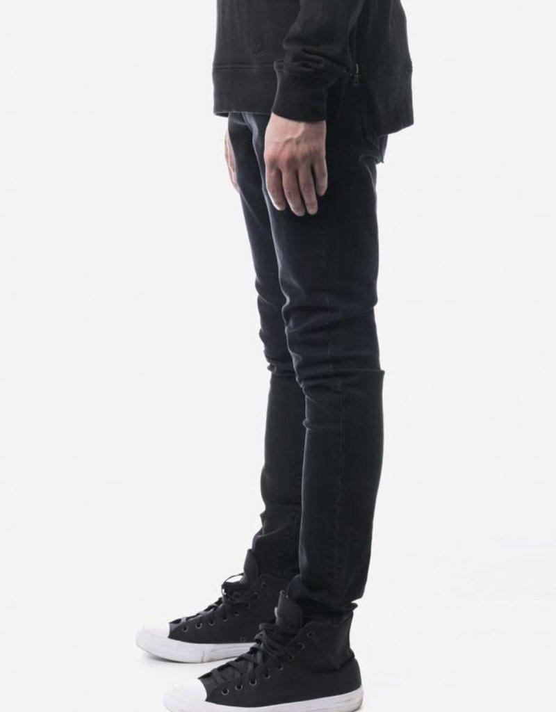 KUWALLA KUWALLA MEN'S SKINNY FIT KUL-K1-BLACK