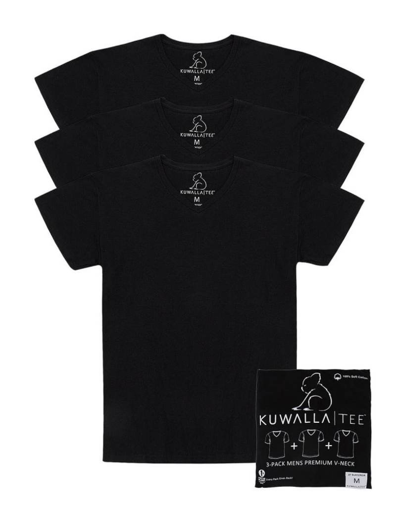 KUWALLA KUWALLA HOMMES 3 PR T-SHIRT KUL-VB1215