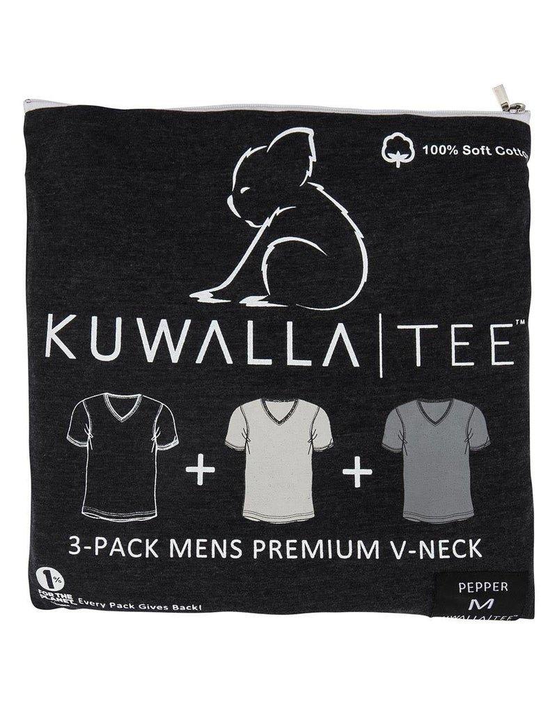 KUWALLA KUWALLA HOMMES 3 PR T-SHIRT KUL-VG2009