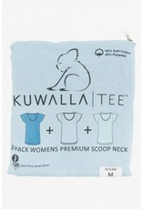 KUWALLA KUWALLA FEMMES 3 PR T-SHIRT KUL-WOC1602