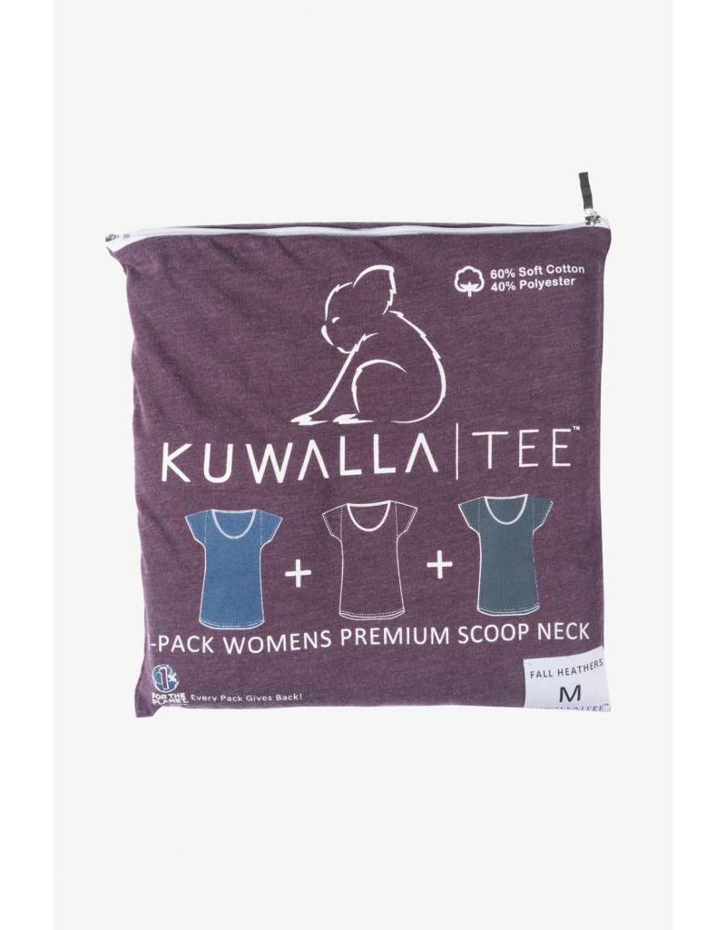 KUWALLA KUWALLA FEMMES 3 PR T-SHIRT KUL-WHC116