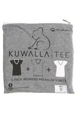 KUWALLA KUWALLA FEMMES 3 PR T-SHIRT KUL-WVM44