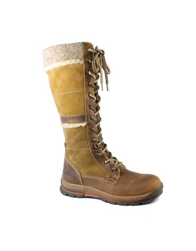BOS & CO. BOS & CO. WOMEN'S GLIDER HI LACED B13629