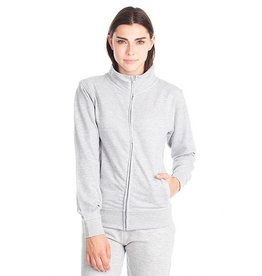 SCHRETER SCHRETER FEMMES L377 FRENCH TERRY ZIP