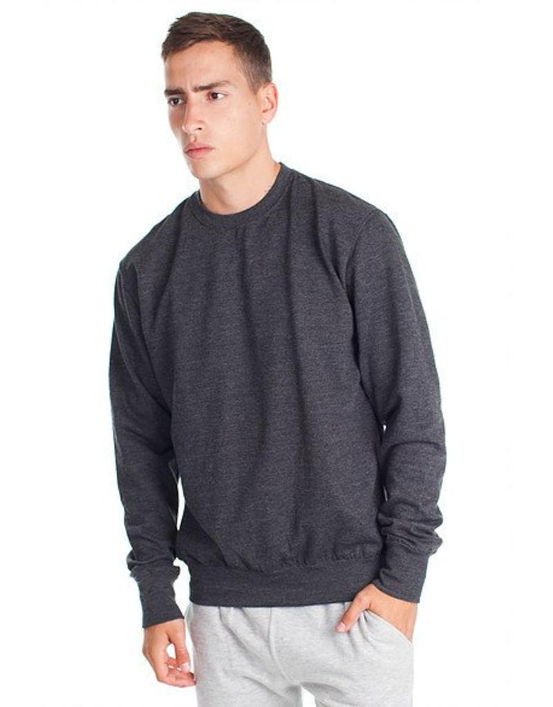 SCHRETER SCHRETER MEN'S FLEECE CREW MR910