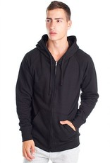 SCHRETER SCHRETER HOMMES HEAVY WEIGHT FRENCH TERRY ZIP HOODIE M220