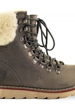 ROYAL CANADIAN ROYAL CANADIAN WOMEN'S LETHBRIDGE LEATHER LINED HIKER