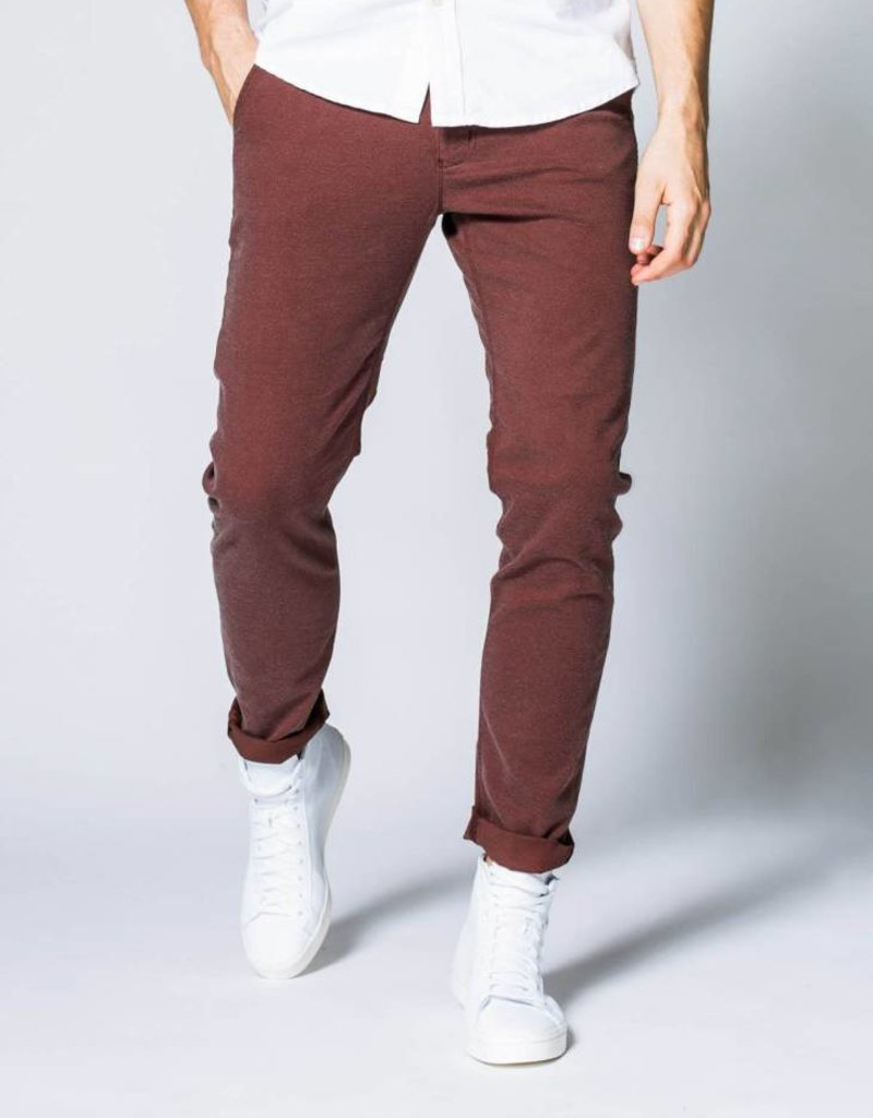 DU/ER DU/ER MEN'S LIVE FREE PERFORMANCE CHINO SLIM FIT T2X13