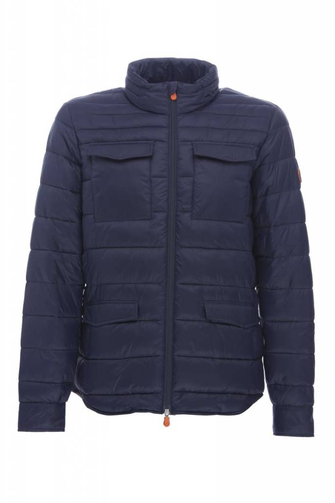 SAVE THE DUCK SAVE THE DUCK MEN'S SHORT PUFFER D3335M GIGA