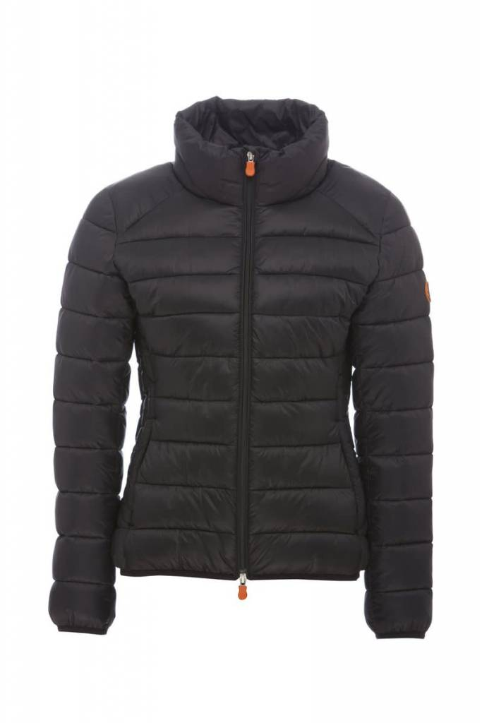 SAVE THE DUCK SAVE THE DUCK WOMEN'S SHORT PUFFER D3597W GIGA