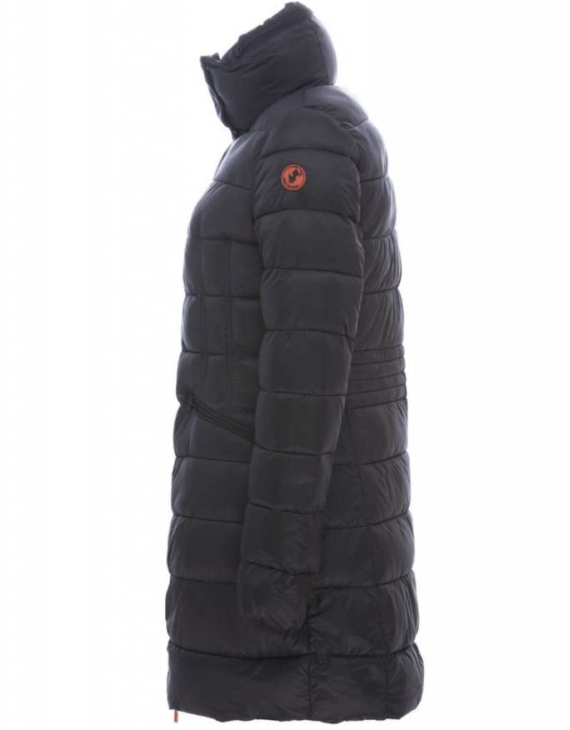 SAVE THE DUCK SAVE THE DUCK WOMEN'S 3/4 PUFFER D4390W GIGA