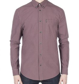 BEN SHERMAN BEN SHERMAN MEN'S LS CORE BRUSHED GINGHAM 0048333