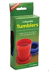 COGHLAN'S COLLAPSIBLE TUMBLERS 2 PACK 655