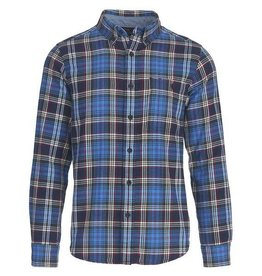 WOOLRICH WOOLRICH MEN'S TROUT RUN PLAID FLANNEL SHIRT 6280