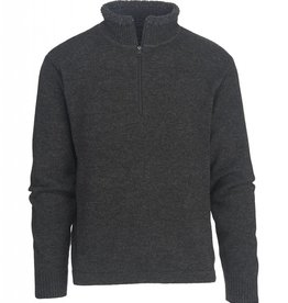 WOOLRICH WOOLRICH MEN'S ROCKY OAKS HALF ZIP SWEATER 9114