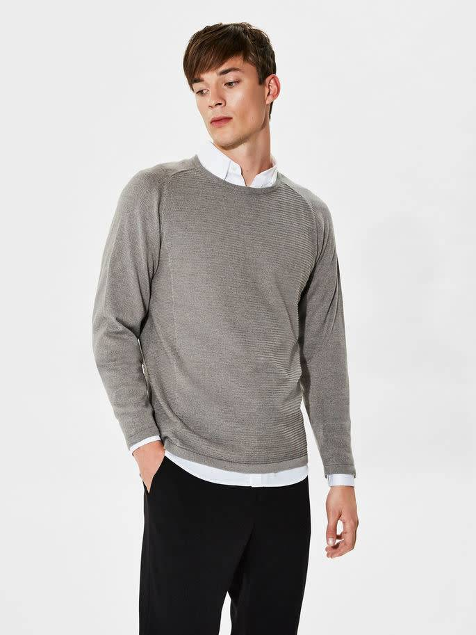 SELECTED SELECTED MEN'S KNITTED PULLOVER 16051306