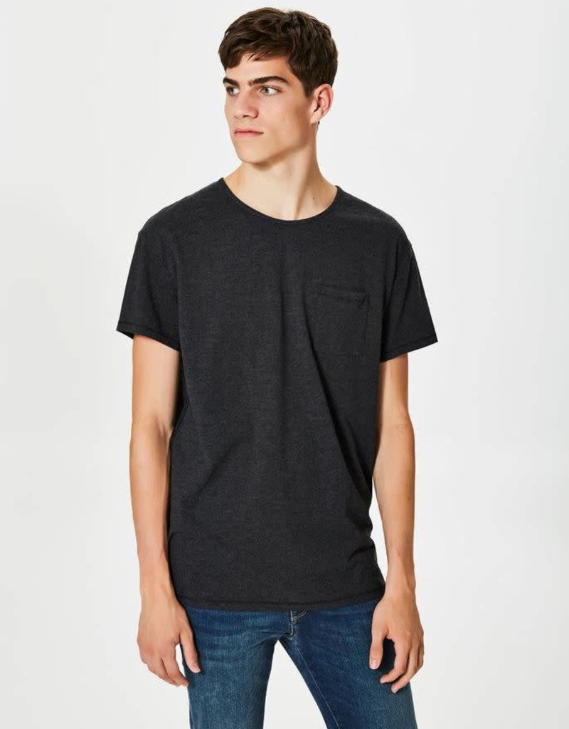 SELECTED SELECTED MEN'S O-NECK SS T-SHIRT 16057574