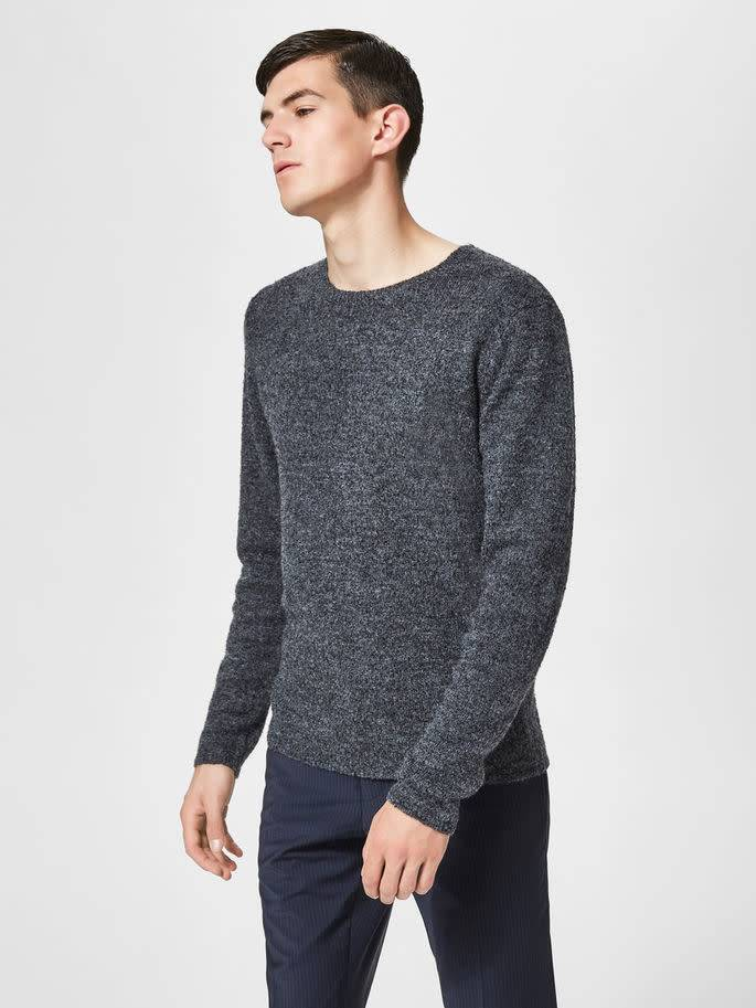 SELECTED SELECTED MEN'S KNITTED PULLOVER 16058129