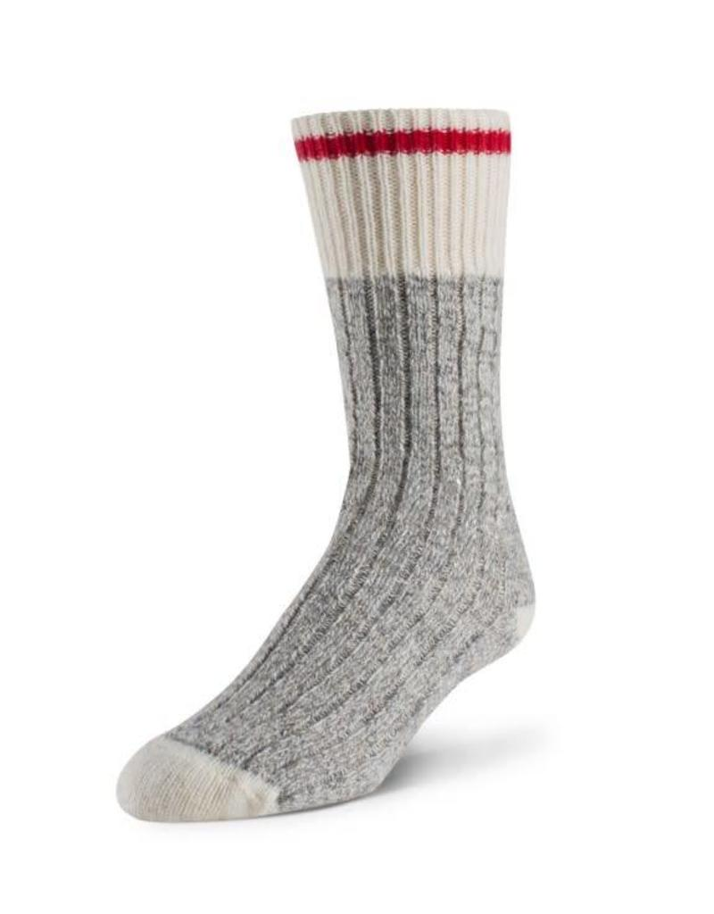 DURAY DURAY MEN'S SOCK GREY HEATHER SIZE XL 3 PACK 167-C