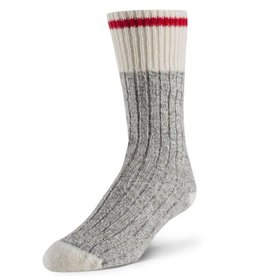 DURAY DURAY MEN'S SOCK GREY HEATHER SIZE LARGE 3 PACK 169-C