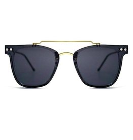 SPITFIRE SPITFIRE FLT2 CLEAR/BLACK SUNGLASSES
