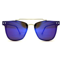SPITFIRE SPITFIRE FLT2 CLEAR/BLUE MIRROR SUNGLASSES