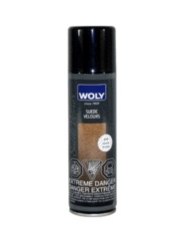 WOLY SUEDE VELOURS SPRAY 1524