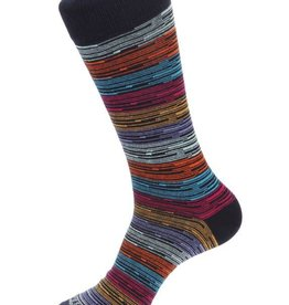 UNSIMPLY STITCHED MULTI STRIPES 8026-1