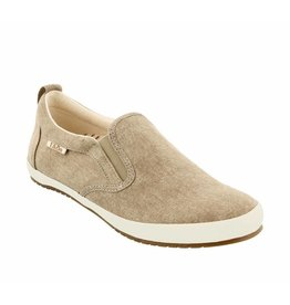 TAOS TAOS FEMMES DANDY CANVAS SLIP ON