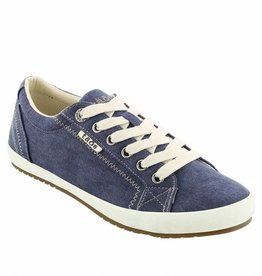 TAOS TAOS FEMMES STAR CANVAS LACE UP