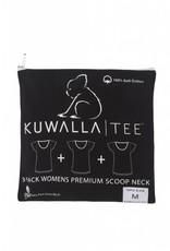 KUWALLA KUWALLA FEMMES 3 PR T-SHIRT KUL-WCB018