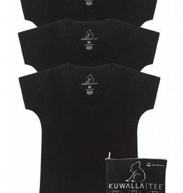 KUWALLA KUWALLA FEMMES 3 PR T-SHIRT KUL-WVB018