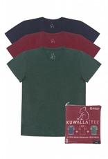KUWALLA KUWALLA MEN'S 3 PACK T-SHIRT KUL-HC018