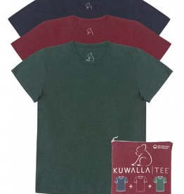 KUWALLA KUWALLA HOMMES 3 PR T-SHIRT KUL-HC018