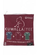 KUWALLA KUWALLA HOMMES 3 PR T-SHIRT KUL-HV018