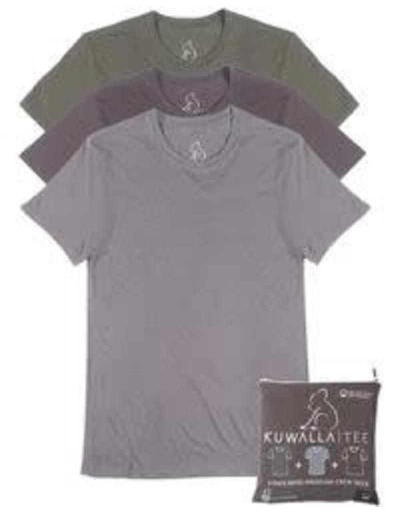 KUWALLA KUWALLA HOMMES 3 PR T-SHIRT KUL-CC016